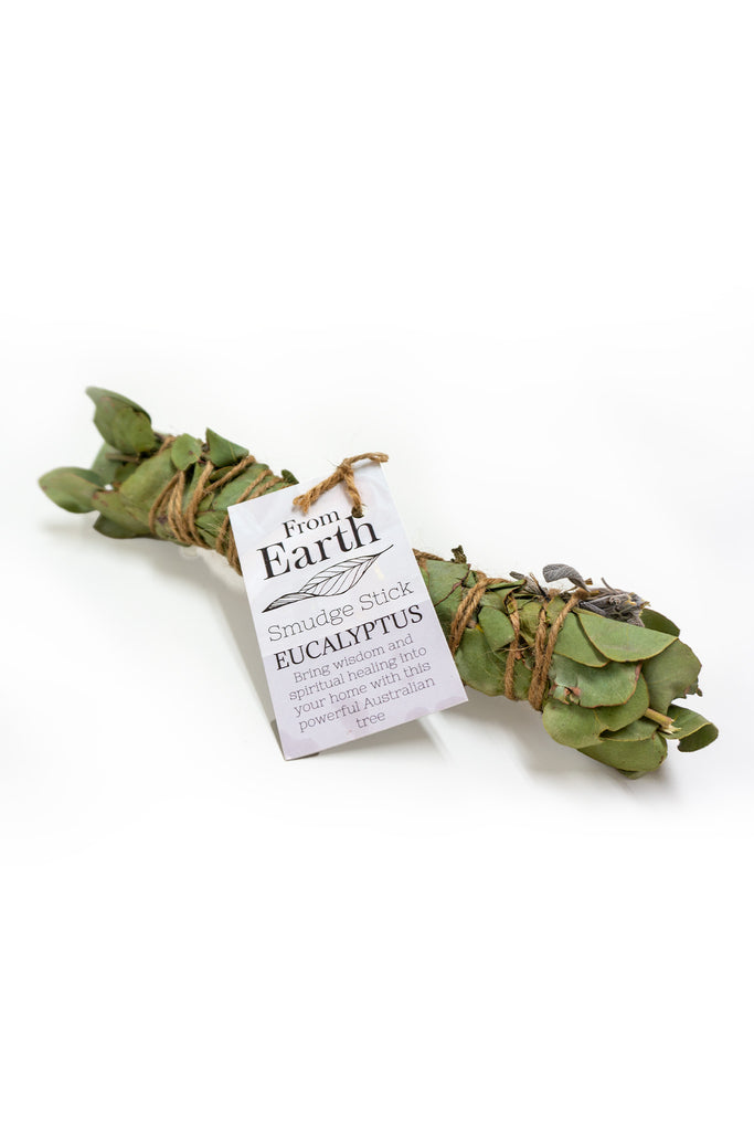 Earth Smudge Sticks - Organic Eucalyptus and Sage Smudge sticks