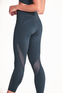 Fantasia Pocket Legging 7/8 - Deep Ocean