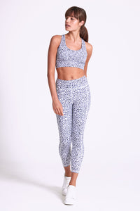 Motion 7/8 Legging - Sahara