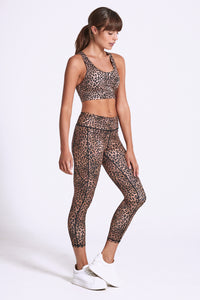 Motion 7/8 Legging - Nocturnal