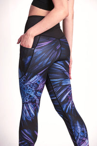 Motion 7/8 Legging - Follow Me