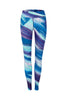 Flow Standard Waist Printed Yoga Legging - Full Length