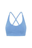 Bliss Sports Bra - Baby Blue