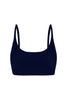 Barre 3 strap Sports Bra - Midnight