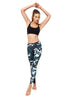 Forest Standard Waist Printed Yoga Legging - Full Length