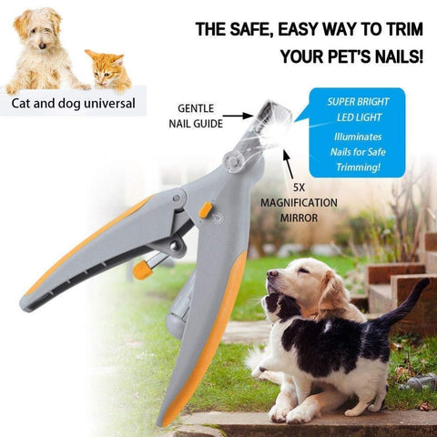 PET TRIM Nail Clipper