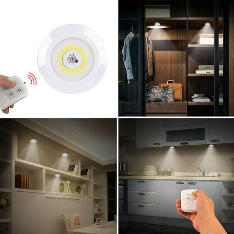 Two Way Remote Control LED Lights