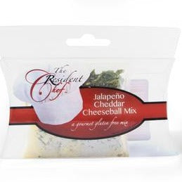 Jalapeno Cheddar Cheeseball Mix
