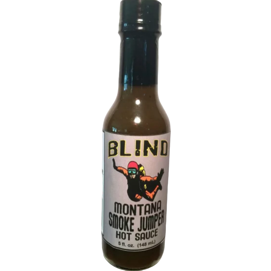 Montana Smokejumper Hot Sauce