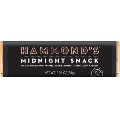 Midnight Snack Milk Chocolate Candy Bar