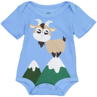 Billy The Goat Onesie