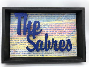 City Boxes - The Sabres