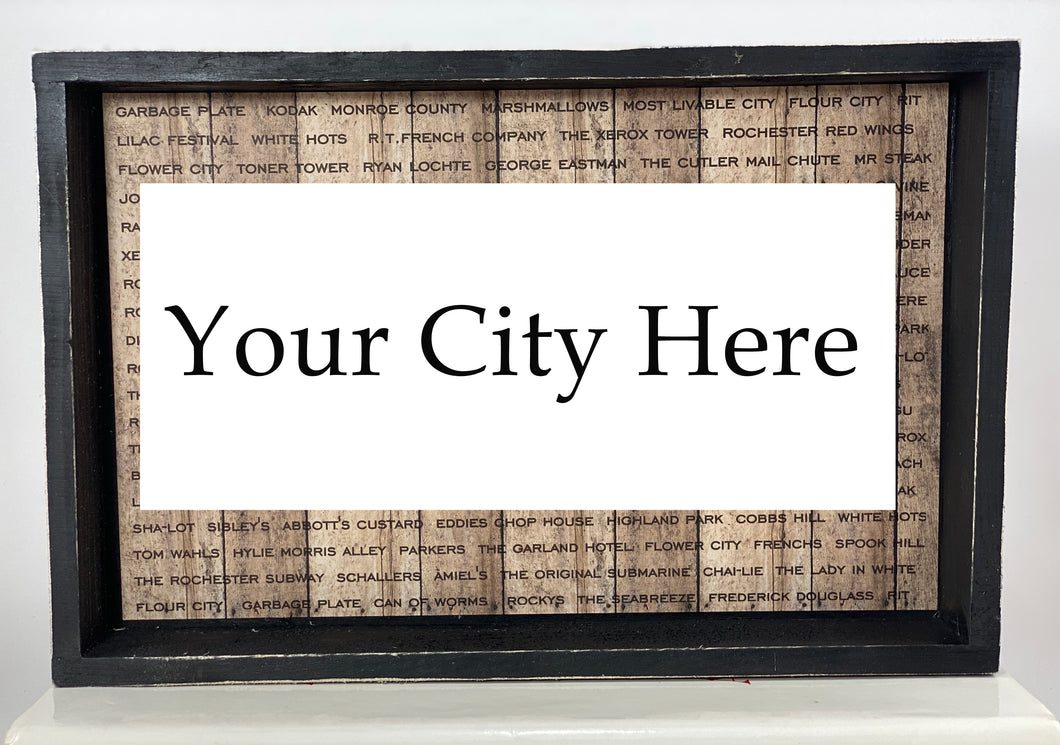 City Box - Customized For You