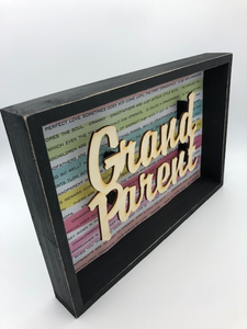 Personalized Grandparent Box