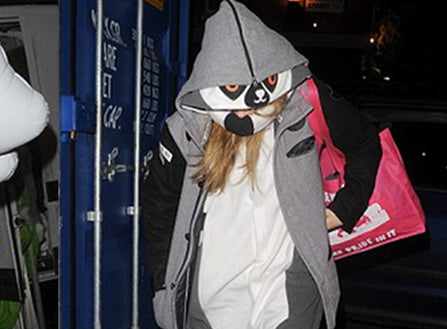 Cara Spotted Again