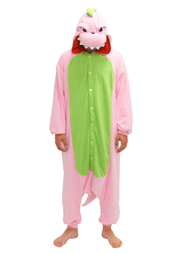 Kigu Exclusive :  00 Ltd Edition Pink Dinosaur