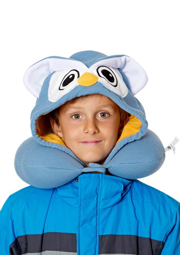 Owl Neck Pillow