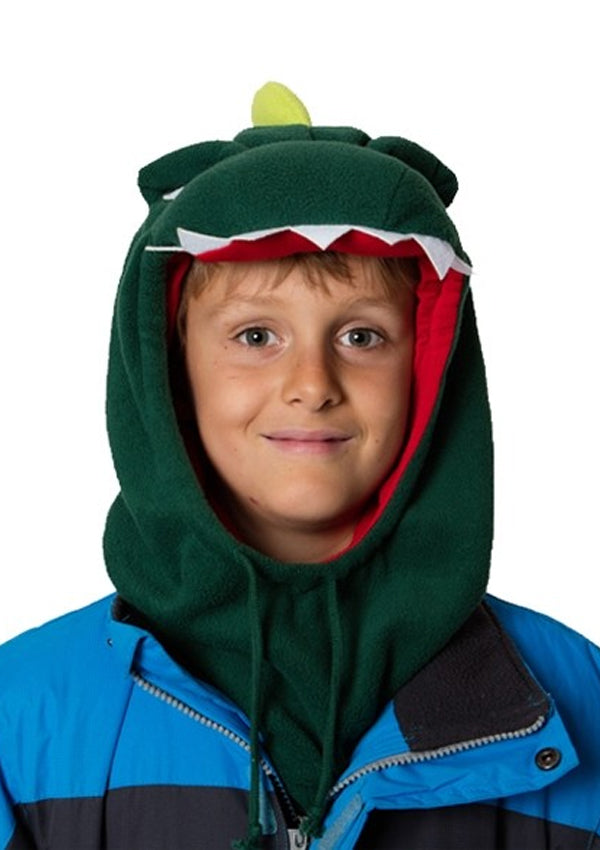 Dinosaur Neck Warmer