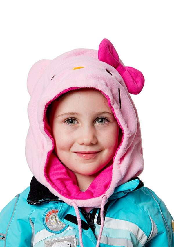 Pink Hello Kitty Neck Warmer