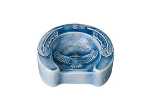 YELLOW EAGLE ASHTRAY