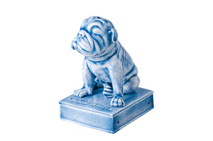 ENGLISH BULLDOG INCENSE BURNER