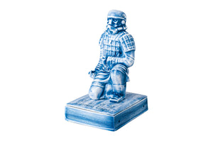 TERRACOTTA TROOPER INCENSE CHAMBER