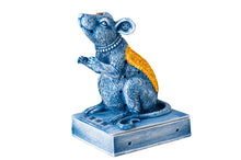 Load image into Gallery viewer, BLUE MOUSE INCENSE BURNER