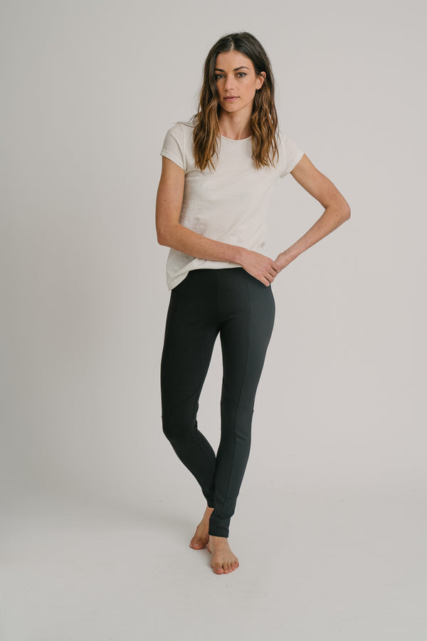 Slim Fit Ponte Leggings