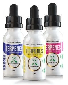 Green Roads CBD Terpenes Oil, 300mg