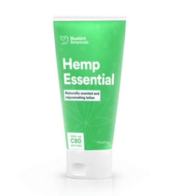 Bluebirdbotanicals Hemp CBD Essential Lotion