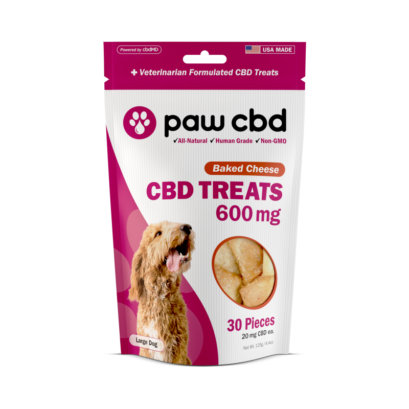 CBD Dog Treats 600mg