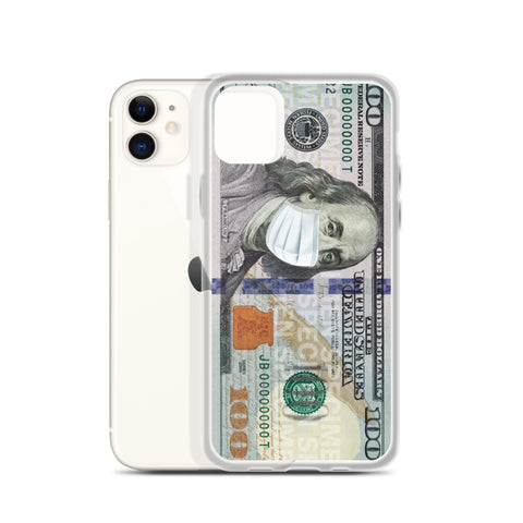 iPhone Case Covid X Dollar
