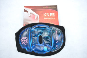 knee heat pad +strap