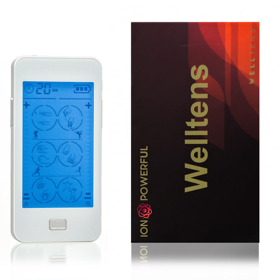 *****SPECIAL OFFER****Welltens Touch – Device For Pain Relief+BACK AND KNEE HEAT PAD