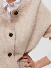 Load image into Gallery viewer, Wool Blend Cardigan - Birch