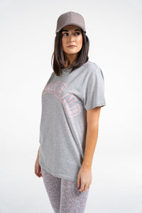 Sundae Tee Weekend T Shirt - Grey Marl