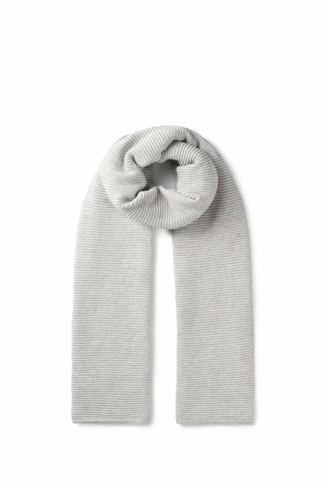 Tilly Scarf- Silver