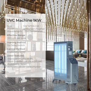 UVC Machine 1kw