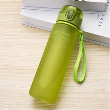 Load image into Gallery viewer, Sports Water Bottle 400/560/800ML 1L Drinkware Tour Outdoor Sport School Leak Proof Seal Climbing Water Bottles Drinking Cup