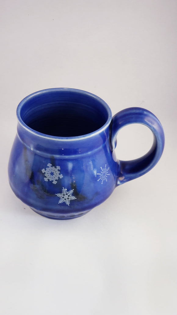 Winter THemeD cOffee TEa MUg