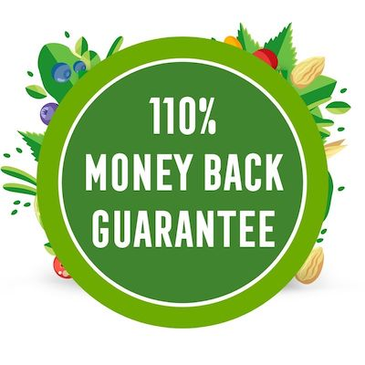 Ambronite 110% Money Back Guarantee