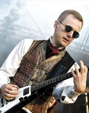 Christofer Johnsson from Therion
