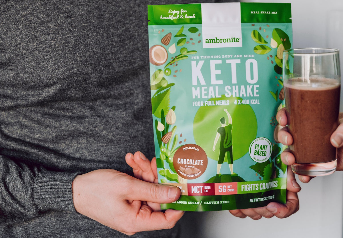 Keto Meal Shake Launch
