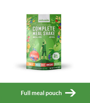 Complete Meal Shake Full Meal Pouch