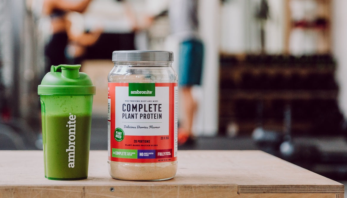 Complete Plant Protein Launch