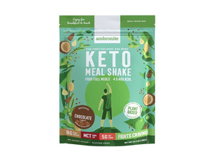 Keto Meal Shake Big Bag Chocolate Flavor