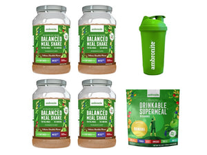 Balanced Meal Shake Chocolate Launch Deal 2