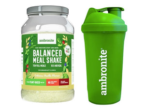 Balanced Meal Shake Trial Pack Vanilla