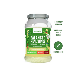 Balanced Meal Shake V2 - Tub (10 Meals) - Quench Hunger for 4 Hours
