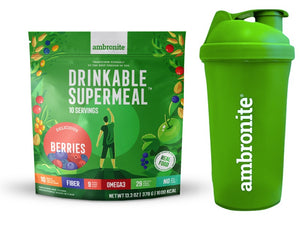 Complete Meal Shake Berries + Shaker